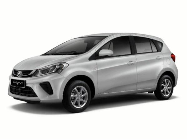 Perodua Myvi 1.5 (A)
